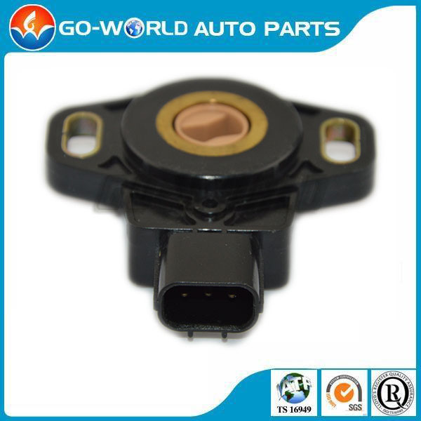 PQYRACING Throttle Position Sensor with Gasket and Bolts for Honda CRV Acura RSX K20A3