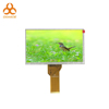 New Arrival 7 inch wide screen tft lcd monitor tn panel touch screen 250 nits for Industrial machinery