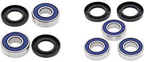 Wheel Front And Rear Bearing Kit for Yamaha 500cc WR500 1992 - 1993