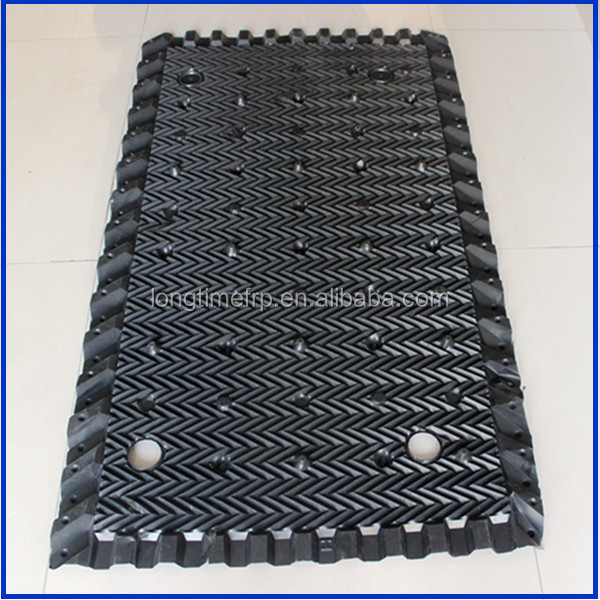 Water cooling tower treatment fill, Cooling tower PVC filler