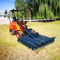 Agricultural tractors DY620 small garden mower lawn tractors
