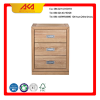 Modern style solid wood tool cabinet