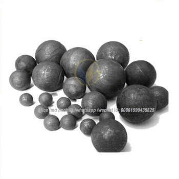 10% discount difference size High chrome alloyed casting grinding ball
