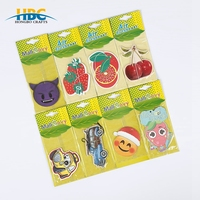 Wholesale Cheap Custom Various Fragrance / Scent Hanging Paper Type Car Air Fresheners