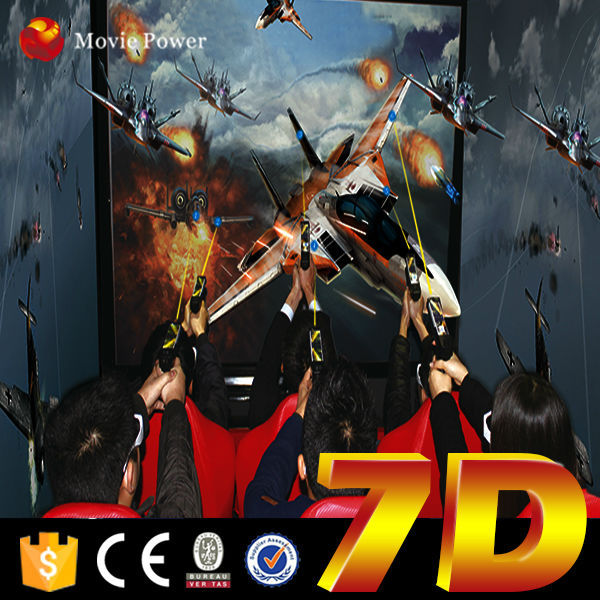 Entertainment Simulator Movie 7d cinema buildings 7d theatre set up cost in india 7d cinema for sale by Movie Power