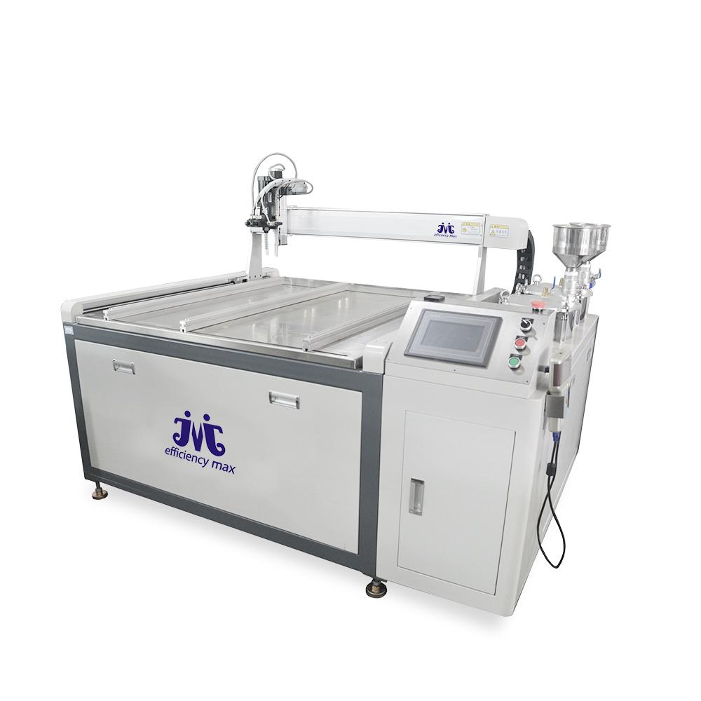 Robô Industrial glue dispenser máquina dispensador de adesivo com Componentes Duplas ZCX-BT1000-1