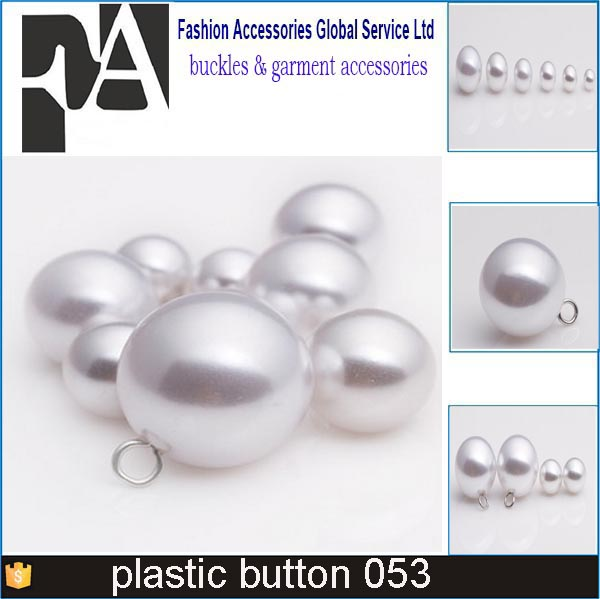 Bulk Price 12mm Colored Plastic Snap Button for Garment