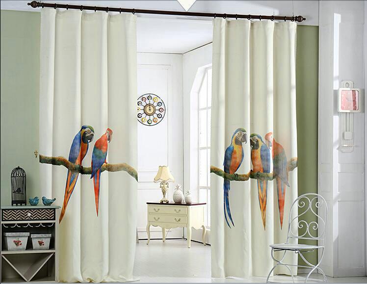 custom made 3d jongens kamer gordijnen gedrukt linnen stof