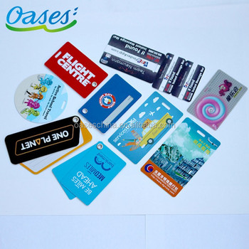 standard id card size cheap plastic luggage tag wholesale buy