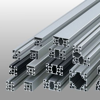 v slot aluminum profile linear rail for diy 3d printer buy aluminum profile manufacturer china. Black Bedroom Furniture Sets. Home Design Ideas