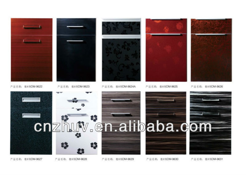 Acrylic Laminated Plywood Kitchen Cabinet Doors Door Shutter Panel Product On Alibaba