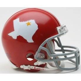 Get Quotations · Dallas Texans 1960 to 1962 - NFL MINI Helmet 5aec6142e