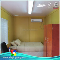 Competitive Price durable good quality prefabricated japanese modular homes