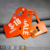 custom private punching die special shape kids hang tag
