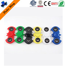 Fidget Gyro Spinner Finger Spinner Toys With 2 Bearings Batman EDC ABS EN71/CE/ASTM Passed Hand Spinner