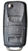 KD remote to produce any model remote B01-Luxury 3 button KD products remote key