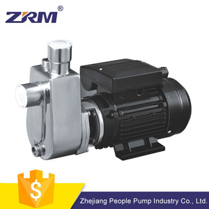 Wenling 1Inch Stainless Steel Water Pump Centrifugal Pump