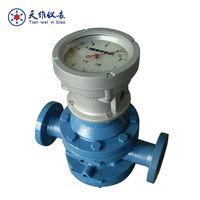 Oil field boiler oil/petroleum industry flow meter