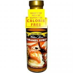 Get Quotations · Walden Farms Caramel Syrup Calorie Free