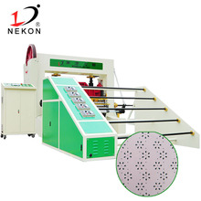 2018 New automatic leather perforating machine