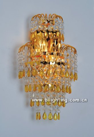 Made In China Home Decorative Crystal Wall Light