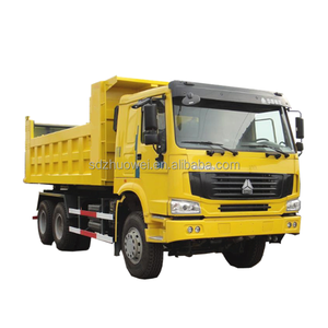 HOWO 371 Horse Power HP 6 x 4 EURO II 10 Wheelers Dump Truck