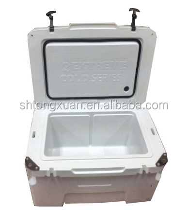 PE Plastic Type and Eco-Friendly Feature roto mold cooler box ice chest ice box