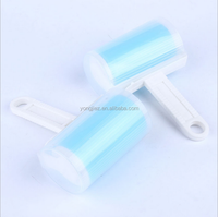 Home cleaning cloths cleaning roller washable silicone sticky lint roller