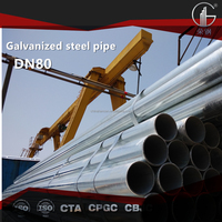 National standard fire hydrant pipe fire fighting pipe galvanized pipe