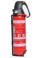 1kg Dry Chemical Powder Fire Extinguisher with Plastic Cap