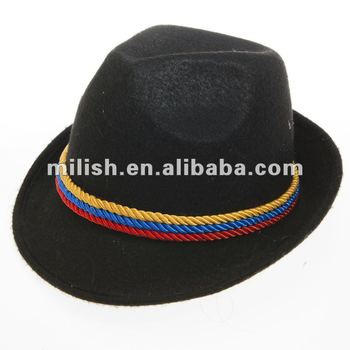 202bc6d20 German Black Alpine Hat With Feather / Felt Oktoberfest Top Hat Mh-1554 -  Buy German Top Hat,Felt Hat,Alpine Hat Product on Alibaba.com