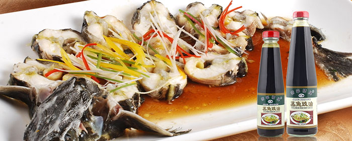 Oriental Superfine Steamed Fish Soy Sauce