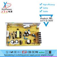 ISO9001:2009 30w rca Power Supply Board 12v 2.5a