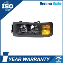 Wholesale auto accessories led car headlight 81.25101.6289 for MAN F 2000