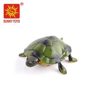 2017 innovative product ideas r/c small plastic turtles for children