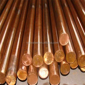 2m C1100 Price for copper round Rod/Flat Round Solid brass Bars