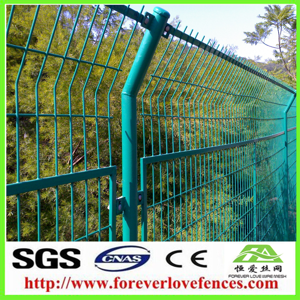 Easy installation wholesale iron floding welded metal dog fence