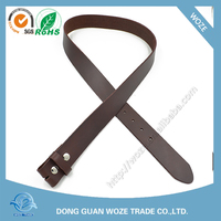 China wholesale Pin buckle Casual genuine leather men belt