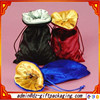 Drawstring Gift Cartoon Gift Velvet Pouch Bag