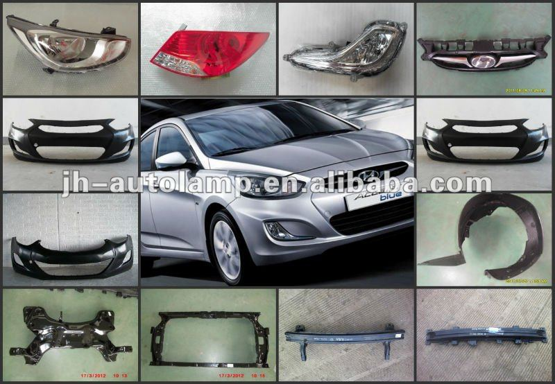Korean Hyundai Spare Parts, Korean Hyundai Spare Parts Suppliers and ...