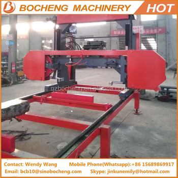 Saw Mill For Sale >> Horizontal Portable Band Sawmill Machine For Sale Band Saw