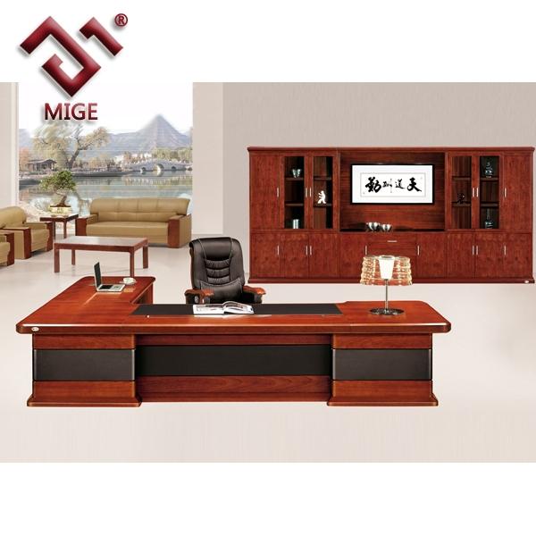 High End Modern Furniture: Modern Executive Desk High End Office Furniture