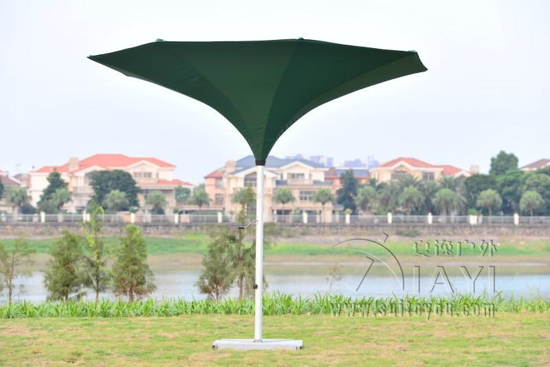 Garden Umbrella Base Wickes: 3.5 Meter Deluxe Flower Outdoor Umbrella Garden Parasol