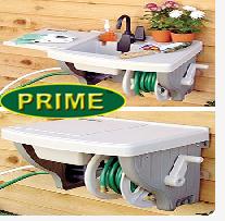 Outdoor Sink With Hose And Reel - Buy Sink,Garden Tool ...