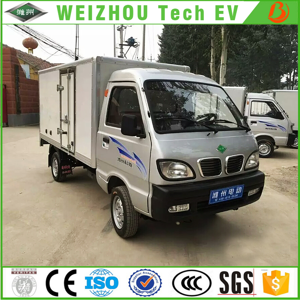 High quality Made in China Electric Cargo Van With Four Wheel Two Seats