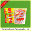 plastic snack and frozen food packaging bag