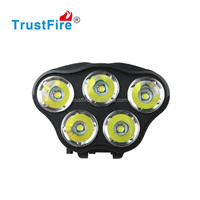 2013 Trustfire new design bicycle accessories D010 5*cree xml t6 and 5 modes 2800lumens outdoor bicycle led lights