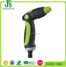 JS-9592 Metal garden hose nozzle water spray gun