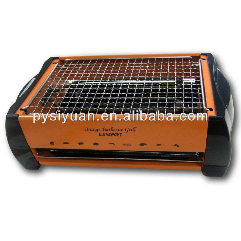 durable int rieure lectrique sans fum e barbecue grill grille de barbecue id de produit. Black Bedroom Furniture Sets. Home Design Ideas