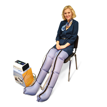 c4408f09f194a7 Intermittent Pneumatic Compression Air Pressure Leg Massager Therapy ...